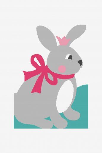 Kids Tapestry Kit -  Rabbit