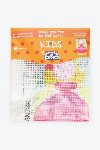 Kids Tapestry Kit -Princess