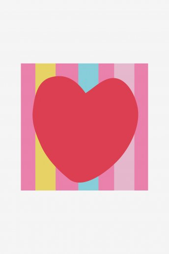 Kids Tapestry Kit - Red Heart