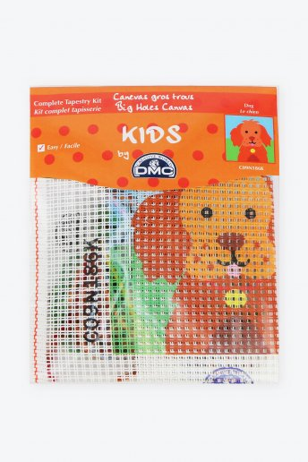 Kids Tapestry Kit - Dog