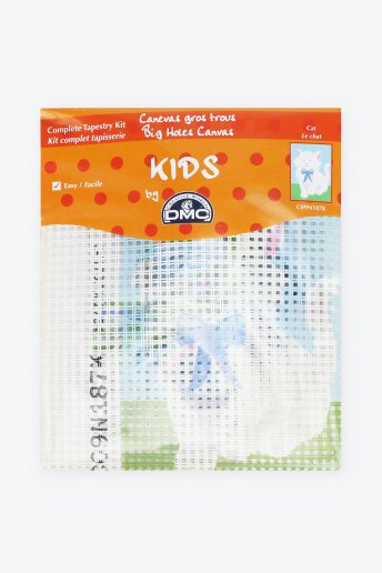 Kids Tapestry Kit - Cat