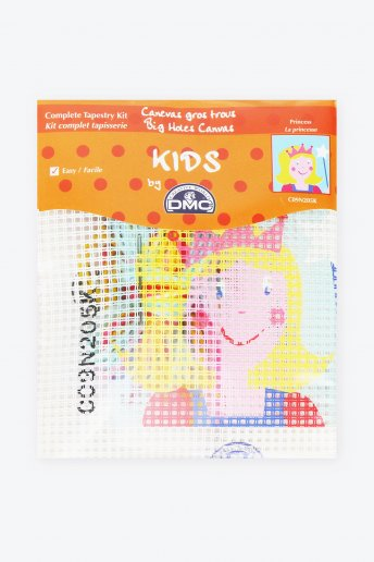 Kids Tapestry Kit - Princess
