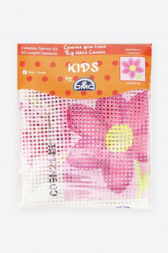 Kids Tapestry Kit - Wind Flower