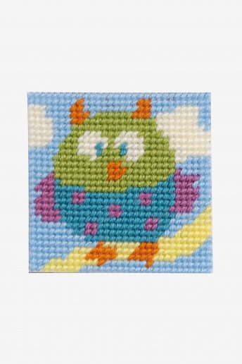Kids Tapestry Kit - Owl