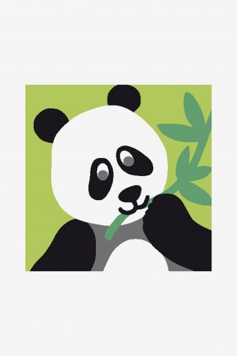 Kids Tapestry Kit - Panda
