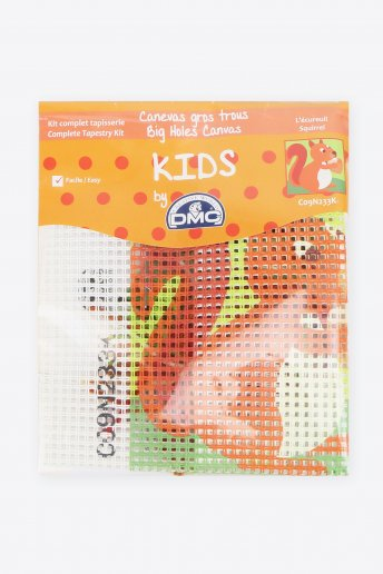 Kids Tapestry Kit - The Squirrel