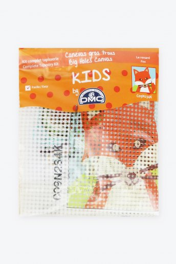 Kids Tapestry Kit -The Fox