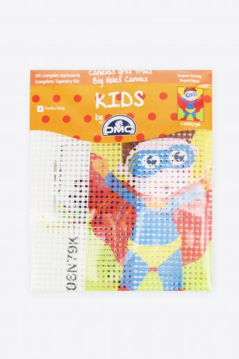 Kids Tapestry Kit -Super Hero