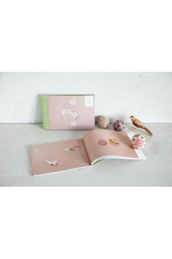 「和柄の刺しゅう」ONDORI-BOOKS