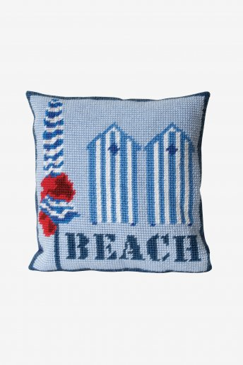 Beach Pillow Cover Kit