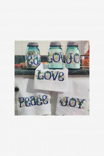 Peace, Love, and Joy Designs