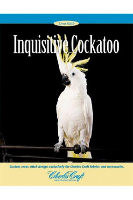 Cockatoo Cross Stitch Leaflet