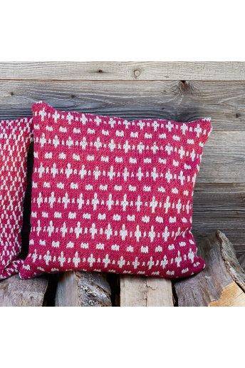 Modello tricot Cosy cuscino