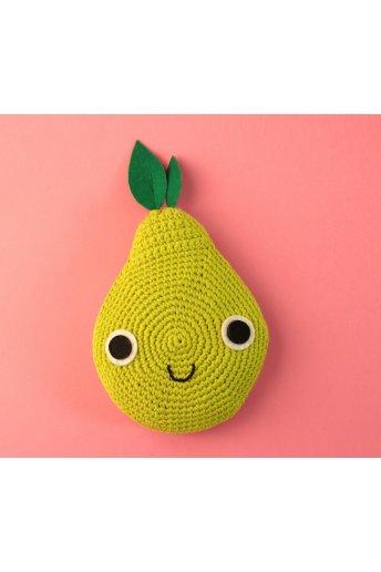 Modello crochet cuscino pera