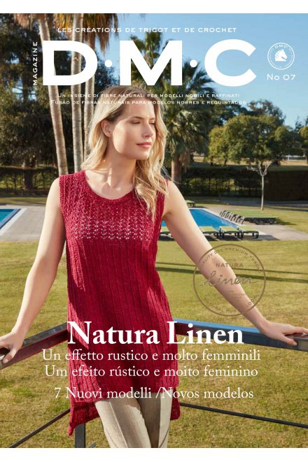 Book Modelli Natura Linen