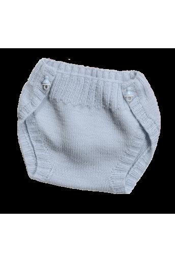 Modèle laine baby culotte