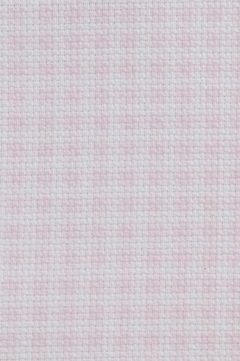 Tecido pré-cortado aida estampada vichy 5,5 pts/cm art. dc27b