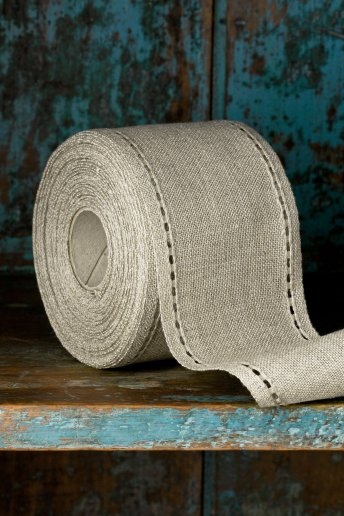 25 ct Linen 3' Wide Roll - Khaki
