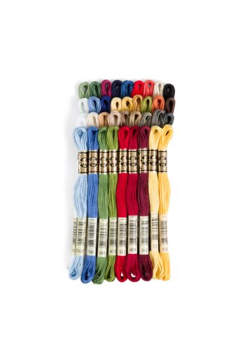 Home Décor Embroidery Floss Pack