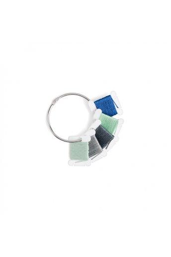 DMC Bobbins With Organizer Ring