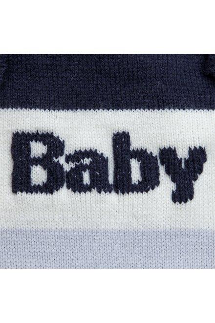 Modèle tricot boyo combinaison