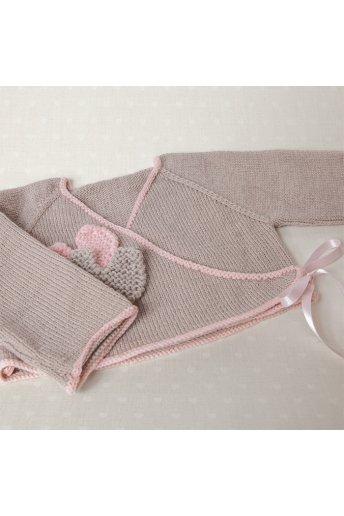 Modelo tricot dolly torerita