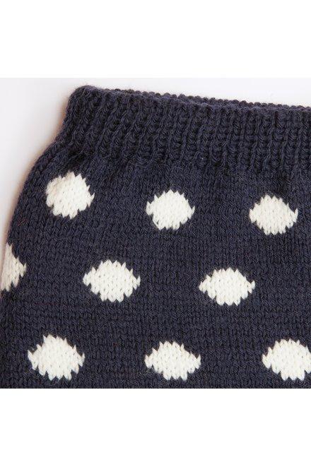 Modèle tricot dots dots bermuda