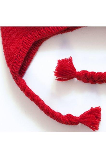 Modèle tricot  pico paco bonnet