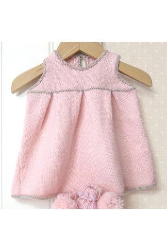Modello tricot Princess abitino