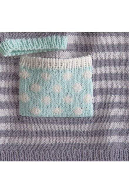 Modèle tricot sophie robe