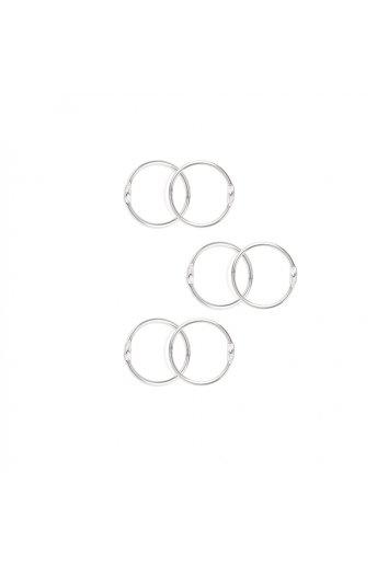 DMC Metal Craft Rings 1