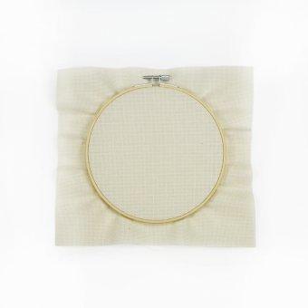 7 inch Bamboo Hoop