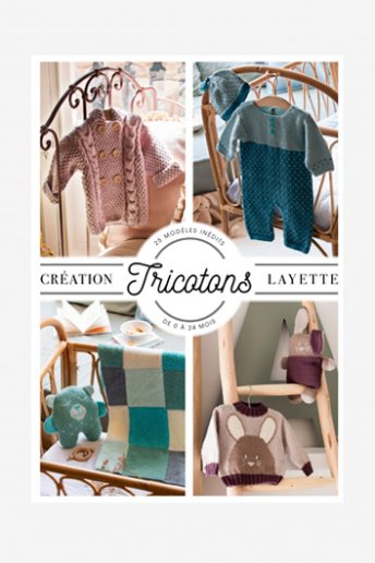 Tricotons création layette
