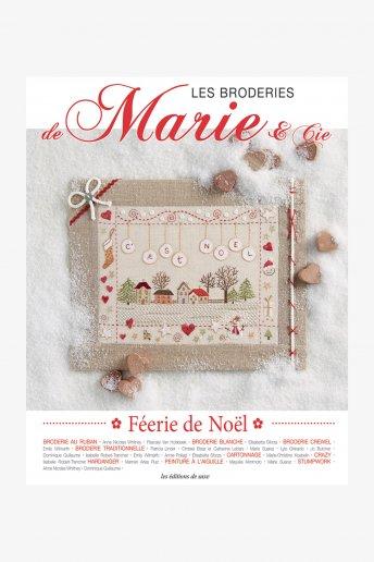 Les broderies de Marie Féerie de Noël