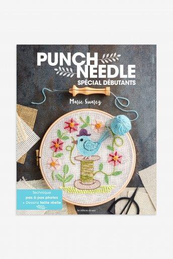 Punch Needle spécial débutants