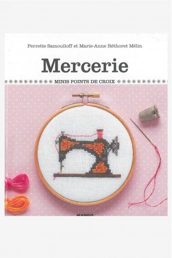 Mercerie minis motifs point de croix