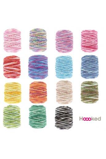 エコバルバンテ ミックスカラー Hoooked Eco Barbante Mix Color