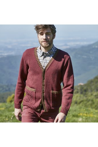 Modelo tricot edimbourg