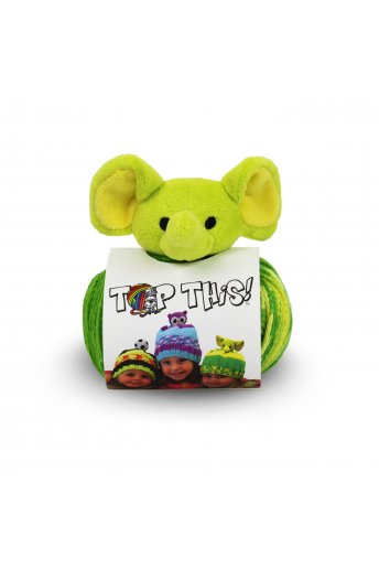 Top This! ® Elephant Hat