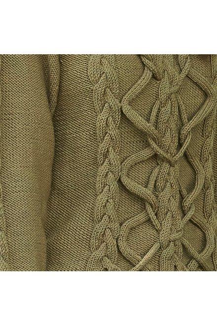 Modèle tricot pull elgin