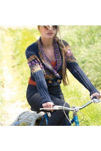 Modèle tricot eloise