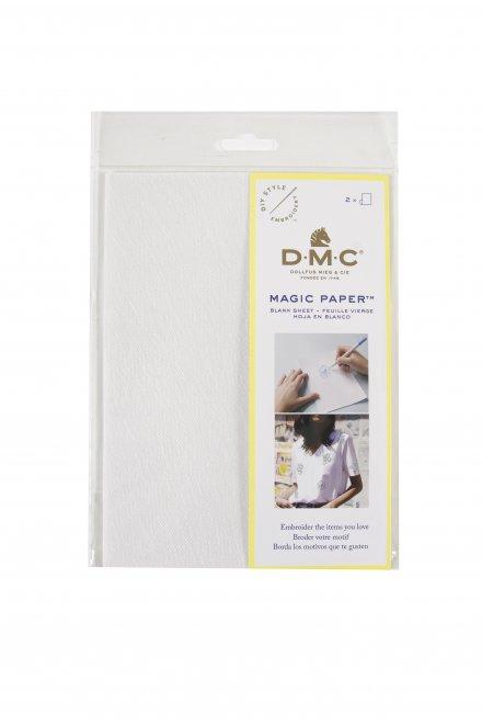 Confezione con 2 fogli A5 bianchi Magic Paper