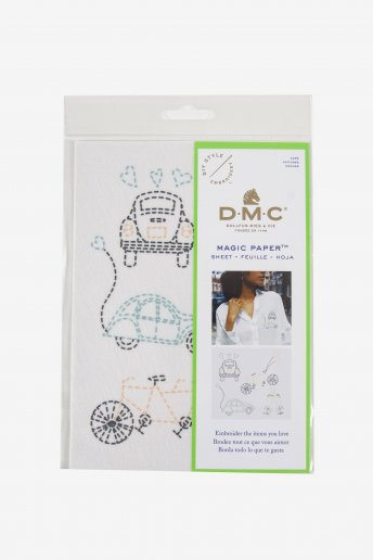 The wedding Collection Embroidery Magic Paper