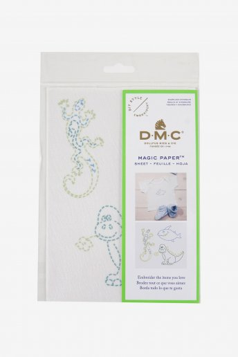 Dragon Collection Embroidery Magic Paper