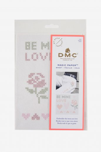 Love Collection Cross Stitch Magic Paper