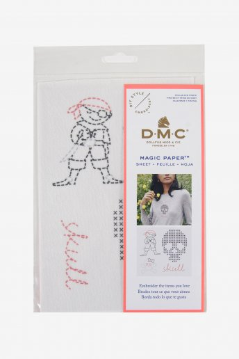 Magic Paper Pirate Collection broderie traditionnelle