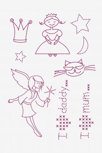 Feuille magique kids girls fc7004