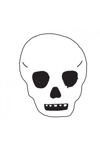 Desenho impresso na Folha Mágica autocolante solúvel