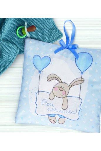 Kit fiocco nascita coniglio tk173