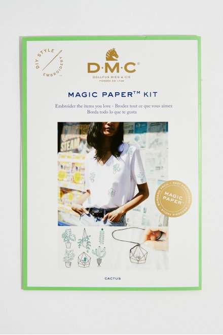 MAGIC PAPER KIT(カクタス)
